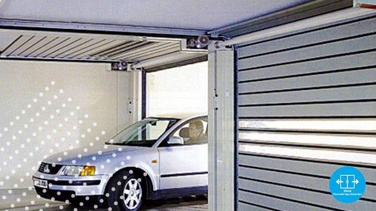 Otomatik Garaj Kapısı